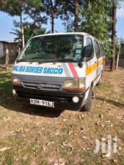 Toyota HiAce 2001 White | Buses & Microbuses for sale in Busia, Malaba Central