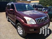 Toyota Land Cruiser Prado 2008 Red | Cars for sale in Nairobi, Embakasi