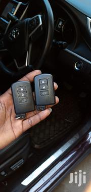 Toyota Harrier Car Key Programming(MSA) | Vehicle Parts & Accessories for sale in Mombasa, Mtongwe