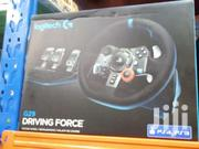 PS4 Logitech Racing Wheel   Video Game Consoles for sale in Nairobi, Nairobi Central