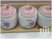 3pcs Sugar Dish With A Wooden Handle | Kitchen & Dining for sale in Nairobi, Nairobi Central