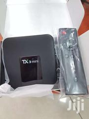 Tx3 Mini Android Tv Box | TV & DVD Equipment for sale in Mombasa, Shimanzi/Ganjoni