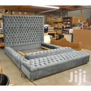 Tufted Beds With a Storage Box | Furniture for sale in Nairobi, Kahawa