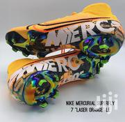 Latest Nike Mercurial Superfly 7 FG - Laser Orange Soccer Cleats | Shoes for sale in Nairobi, Nairobi Central