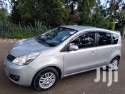 Nissan Note 2012 1.4 Silver | Cars for sale in Nairobi, Karen