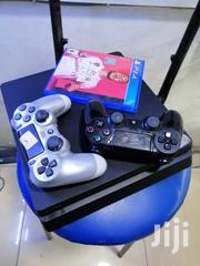 Playstation 4 Slim With Fifa 2020 And Two Controllers | Video Game Consoles for sale in Nairobi, Nairobi Central