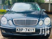Mercedes-Benz E240 2005 Blue | Cars for sale in Nairobi, Kilimani