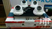 Four 4 Hikvision Complete CCTV Cameras System Kit | Cameras, Video Cameras & Accessories for sale in Nairobi, Nairobi Central