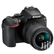 Nikon D5600 Digital SLR Camera Plus 18-55mm AF-P VR Lens Kit Black | Photo & Video Cameras for sale in Nairobi, Nairobi Central