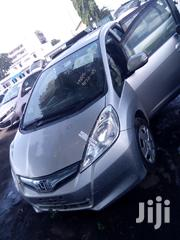 Honda Fit 2013 EV Silver | Cars for sale in Mombasa, Shimanzi/Ganjoni