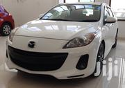 Mazda Axela 2012 White | Cars for sale in Mombasa, Shimanzi/Ganjoni