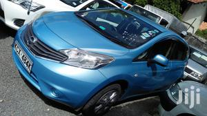 Nissan Note 2013 Blue