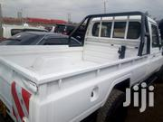 Toyota Land Cruiser 2005 White | Cars for sale in Nairobi, Kasarani
