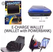 E Charge Wallet With Powerbank | Accessories for Mobile Phones & Tablets for sale in Nairobi, Nairobi Central