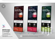 Roll Up Banner Printing Ful Color   Computer & IT Services for sale in Nairobi, Nairobi Central
