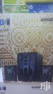 Vission 2.1 Bluetooth Enabled Subwoofer | Audio & Music Equipment for sale in Nairobi, Nairobi Central