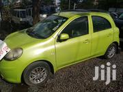 Nissan March 2010 Green | Cars for sale in Nairobi, Embakasi