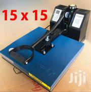 15 X 15 Digital Flatbed Heat Press Transfer T-shirt Sublimation Pres | Home Appliances for sale in Nairobi, Nairobi Central