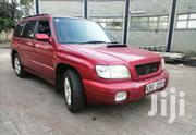 Subaru Forester 2003 Red | Cars for sale in Nairobi, Nairobi Central