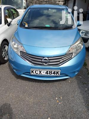New Nissan Note 2013 Blue
