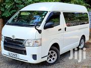 Toyota HiAce 2012 White | Buses & Microbuses for sale in Nairobi, Parklands/Highridge