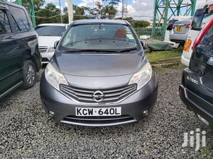 New Nissan Note 2012 1.4 Gray