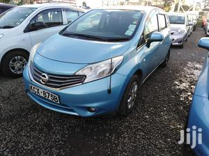 New Nissan Note 2012 1.4 Blue