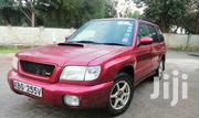Subaru Forester 2002 Automatic Red | Cars for sale in Nairobi, Nairobi Central
