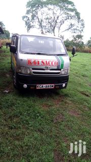 Toyota Hiace 2008 Silver | Buses & Microbuses for sale in Kericho, Kapsoit