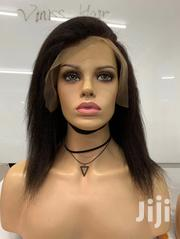 Kinky Straight Full Lace Wig | Hair Beauty for sale in Nairobi, Nairobi Central