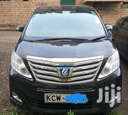 Toyota Alphard For Hire (7 Seater) | Chauffeur & Airport transfer Services for sale in Nairobi, Nairobi Central