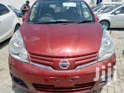 Nissan Note 2012 1.4 Red | Cars for sale in Mombasa, Shimanzi/Ganjoni