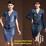 Jeans Skirt Suit | Clothing for sale in Nairobi, Nairobi Central