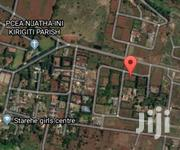 Half Acre Plot in Kwa Ngumba Estate | Land & Plots For Sale for sale in Kiambu, Township E