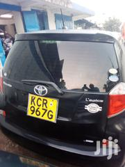 Toyota Ractis 2011 Black | Cars for sale in Mombasa, Shanzu