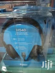 Logitech H540 USB Headset With Noise-cancelling Mic | Audio & Music Equipment for sale in Nairobi, Nairobi Central