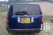 Toyota Succeed 2007 Blue   Cars for sale in Nairobi, Nairobi Central