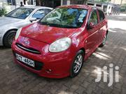 Nissan March 2010 Red | Cars for sale in Nakuru, Nakuru East