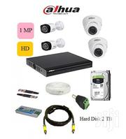 4 CCTV Cameras Full Package | Security & Surveillance for sale in Nairobi, Nairobi Central