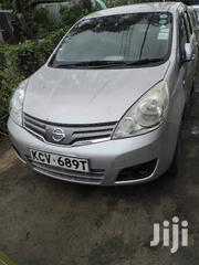 Nissan Note 2012 1.4 Silver   Cars for sale in Mombasa, Tudor