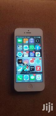 Apple iPhone 5 16 GB Silver | Mobile Phones for sale in Mombasa, Majengo