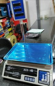 Weighing Scale - New 40kgs | Store Equipment for sale in Nairobi, Nairobi Central