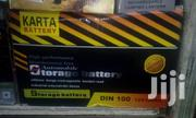 KARTA Din 100 Car Battery With 100ah | Vehicle Parts & Accessories for sale in Nairobi, Nairobi Central