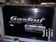 Gaston N150 Solar Back Up Batteries | Vehicle Parts & Accessories for sale in Nairobi, Nairobi Central
