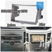 Double Din Car Radio Fascia For 2010+ Subaru Legacy   Vehicle Parts & Accessories for sale in Nairobi, Nairobi Central