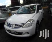 Nissan Tiida 2009 1.6 Visia White | Cars for sale in Nairobi, Nairobi Central