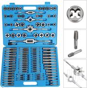 110 Piece Metric And SAE Standard Tap And Die Bearing Steel Titanium   Hand Tools for sale in Nairobi, Nairobi Central