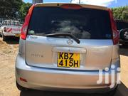 Nissan Note 2007 1.4 Silver | Cars for sale in Nairobi, Nairobi Central