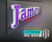 3D Signs & Lettering | Manufacturing Services for sale in Nairobi, Nairobi Central