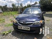 Subaru Impreza 2009 Blue | Cars for sale in Nairobi, Kilimani